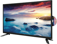 """LINDEN 32""""(80cm) HD LED LCD TV DVD Combo"""