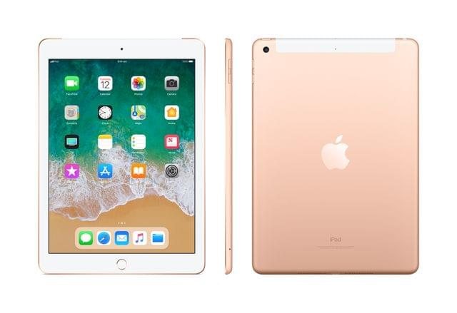 Apple IPAD WI-FI 32GB - GOLD (6TH GEN)