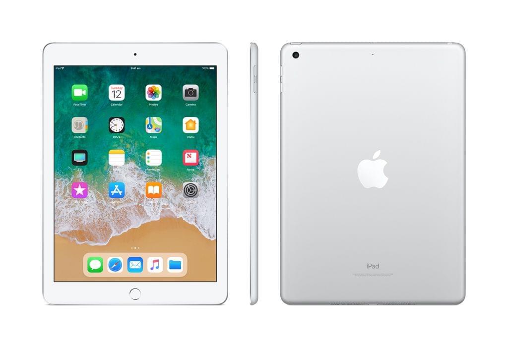 Apple IPAD WI-FI + CELLULAR 32GB - SILVER (6TH GEN)