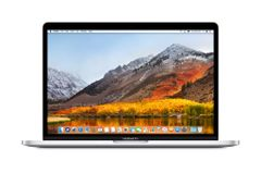Apple MACBOOK PRO 13-INCH WITH TOUCH BAR: 2.3GHZ QUAD-CORE I5/8GB/512GB/INTEL IRIS PRO 655 - SILVER