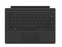 Microsoft Srfc Go Type Cover Comm SC English AU/HK/IN/MY/NZ/SG Hdwr Commercial Black