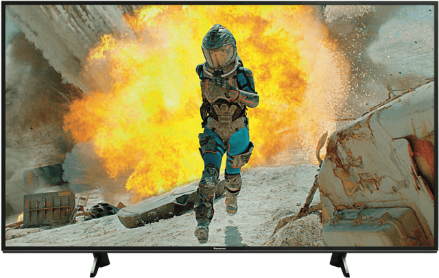 "PANASONIC 65""(165cm) UHD LED LCD Smart TV"