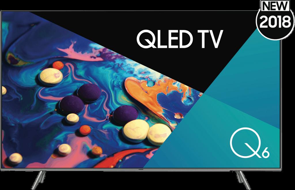 "SAMSUNG 65""(165cm) QLED UHD Smart TV"