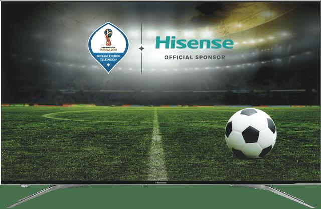 """HISENSE 75""""(190cm) ULED UHD Smart TV"""