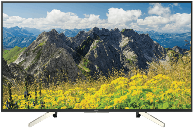 "SONY 43""(108cm) UHD LED LCD Smart TV"