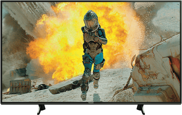 "PANASONIC 55""(139cm) UHD LED LCD Smart TV"