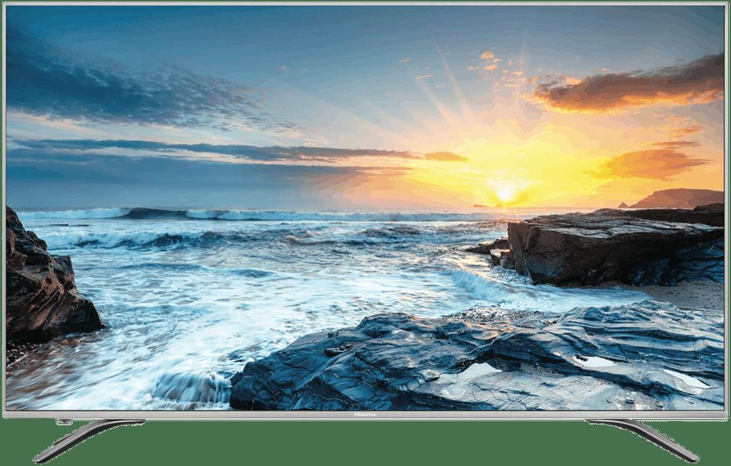 """HISENSE 55""""(139cm) UHD LED LCD Smart TV"""