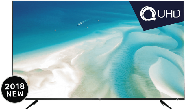 "TCL 43""(108cm) UHD LED LCD Smart TV"