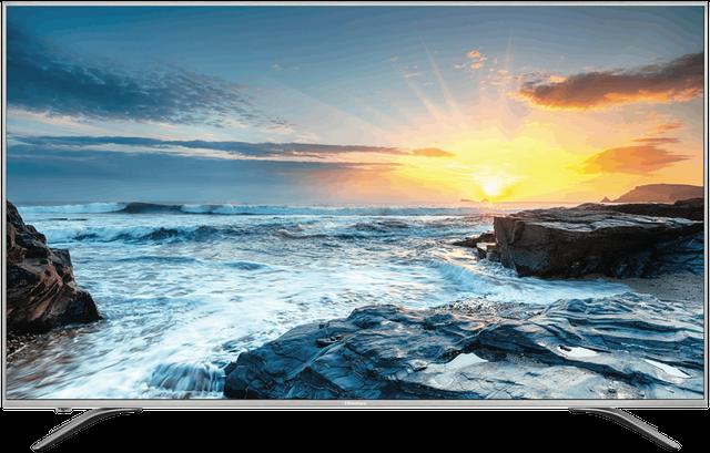 """HISENSE 43""""(108cm) UHD LED LCD Smart TV"""