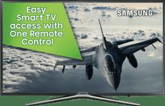 "SAMSUNG 32""(81cm) FHD LED LCD Smart TV"
