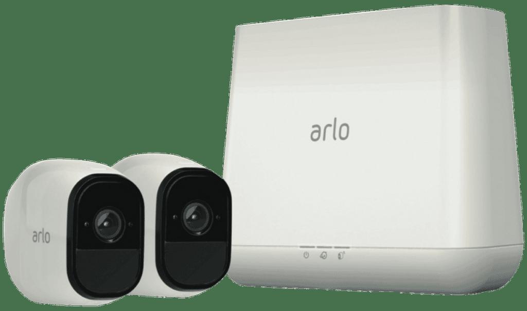 ARLO Pro2 HD Wi-Fi CCTV 2 Camera Kit