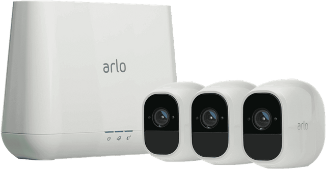 ARLO Pro2 HD Wi-Fi CCTV 3 Camera Kit