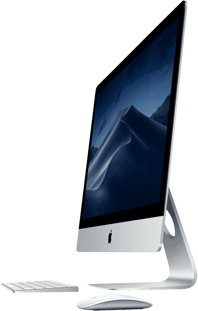 Apple IMAC 27IN 5K 3.7GHZ 6C/8GB/2TBF/R580X (MRR12X/A)