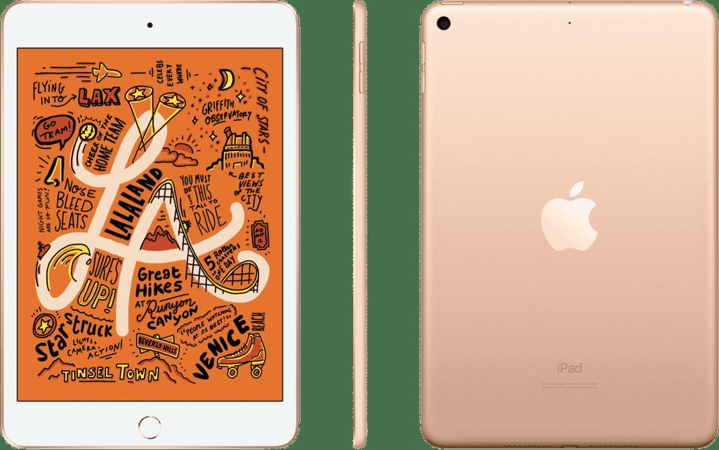 Apple IPAD MINI 5 WI-FI + CELLULAR 64GB - GOLD (MUX72X/A)