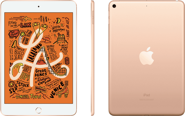 Apple IPAD MINI 5 WI-FI + CELLULAR 256GB - GOLD