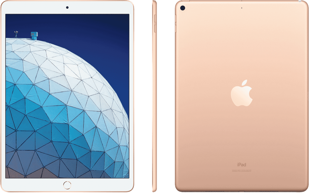IPAD AIR 10.5-INCH WI-FI 256GB - GOLD (3RD GEN) (MUUT2X/A)