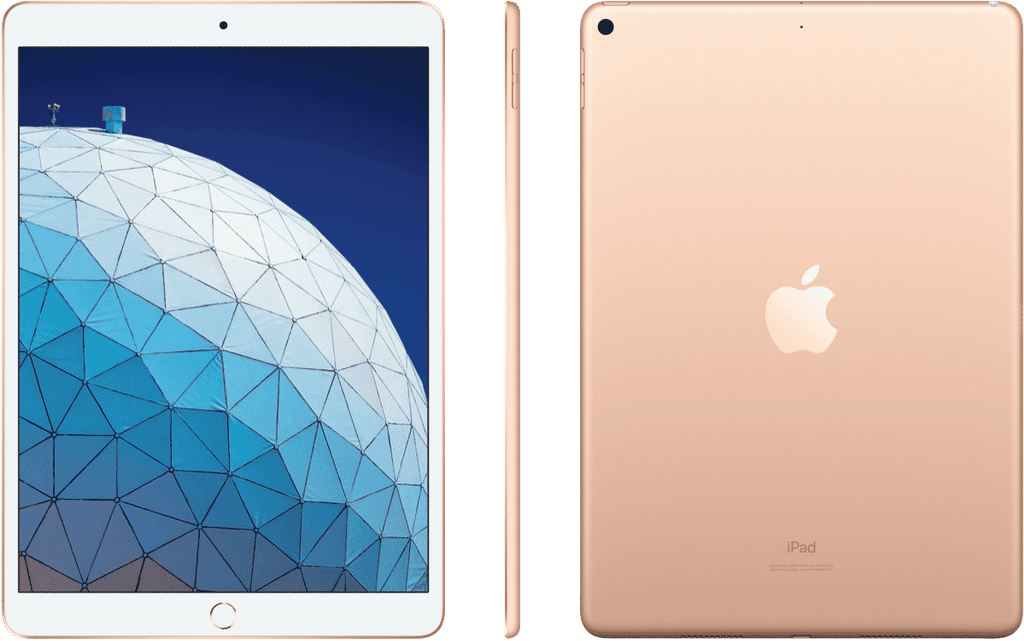 IPAD AIR 10.5-INCH WI-FI + CELLULAR 64GB - GOLD (3RD GEN) (MV0F2X/A)