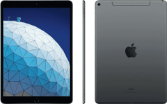 IPAD AIR 10.5-INCH WI-FI + CELLULAR 256GB - SPACE GREY (3RD GEN)