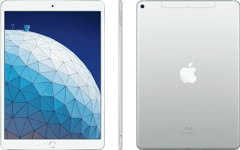 IPAD AIR 10.5-INCH WI-FI + CELLULAR 256GB - SILVER (3RD GEN)