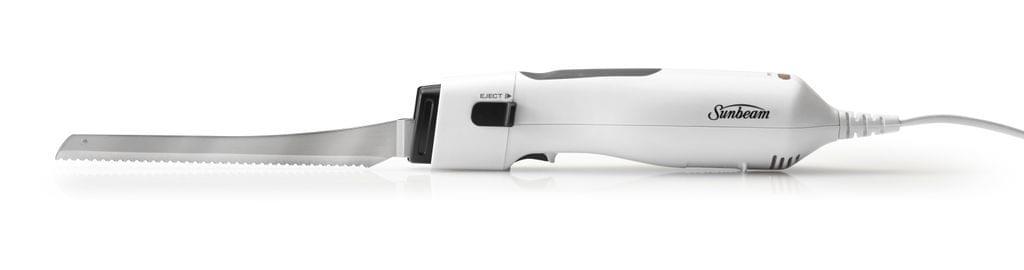 SUNBEAM Carveasy Classic Electric Knife - White (EK4000)
