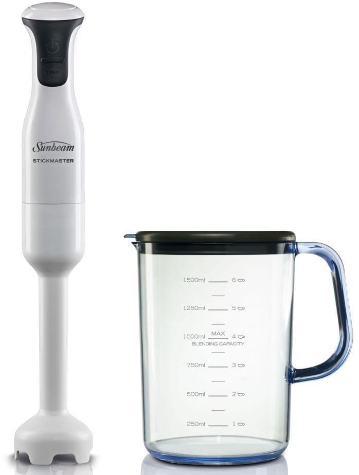 SUNBEAM StickMaster Stick Mixer - White (SM7200)
