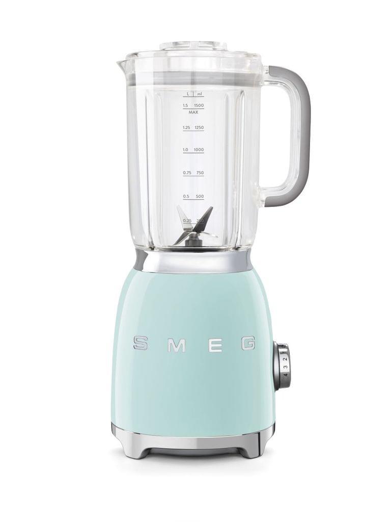 SMEG 1.5L 50's Style Blender - Pastel Green (BLF01PGAU)