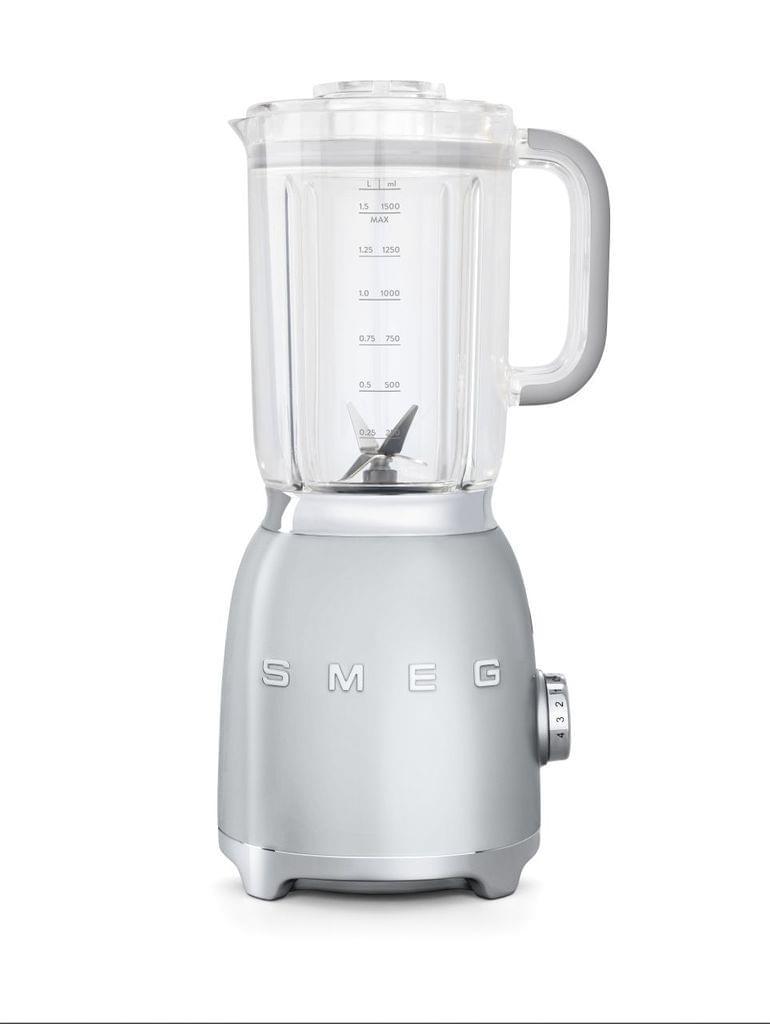SMEG 1.5L 50's Style Blender - Silver (BLF01SVAU)