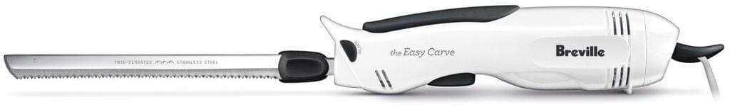 BREVILLE Ezy Carve Electric Knife - White (BEK5WHT)