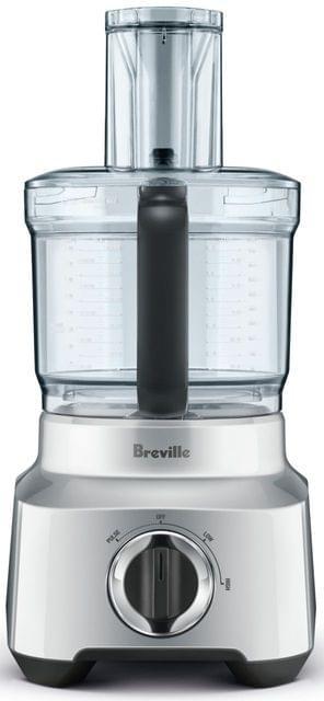 BREVILLE The Kitchen Wizz 8 Food Processor - Silver (BFP560SIL)