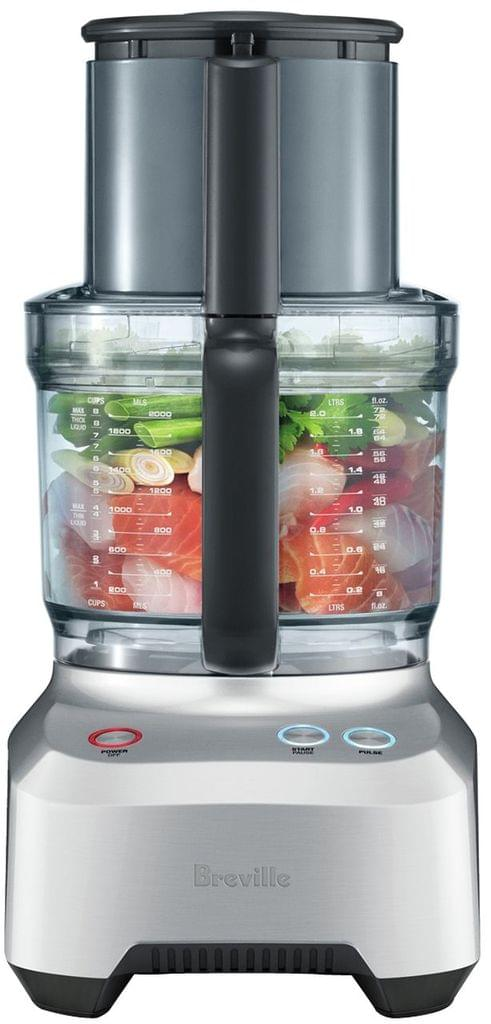 BREVILLE The Kitchen Wizz 11 Plus Food Processor - Stainless Steel (BFP680BAL)