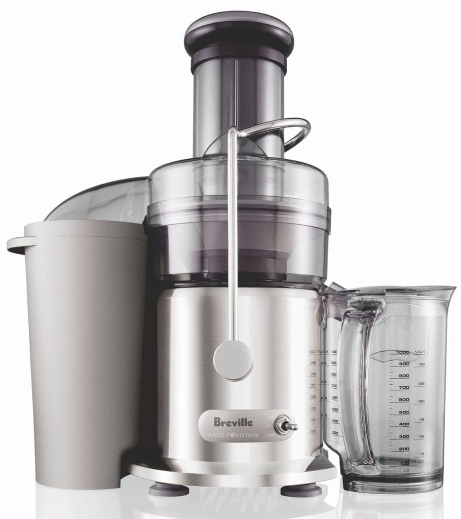BREVILLE The Juice Fountain Max Juicer - Stainless Steel (BJE410)