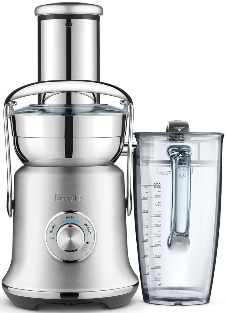 BREVILLE The Juice Fountain Cold XL - Brushed Stainless Steel (BJE830BSS)