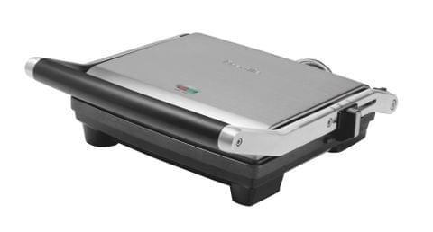 BREVILLE The Toast & Melt 4 Slice Sandwich Press - Stainless Steel (BSG540)