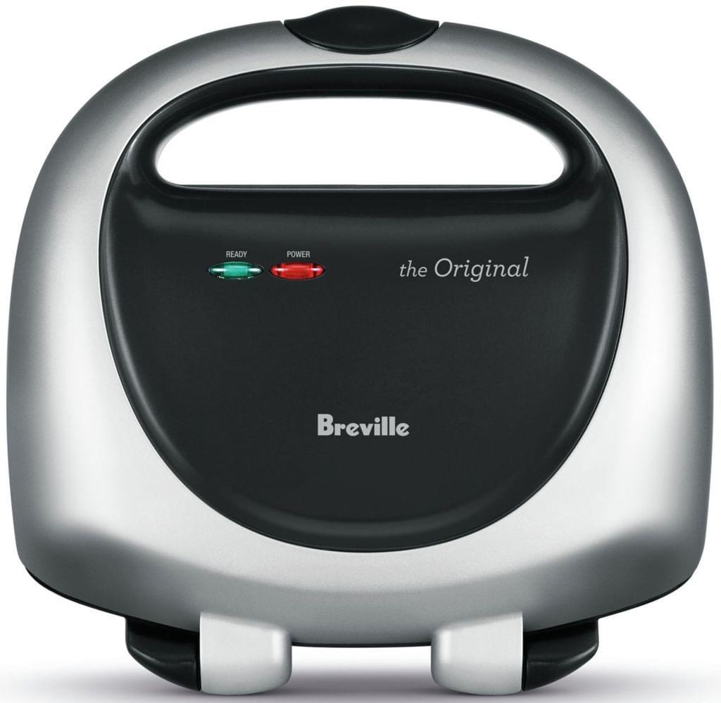 BREVILLE The Original 2 Slice Jaffle Maker - Stainless Steel