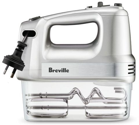 BREVILLE The Handy Mix & Store Hand Mixer - Stainless Steel (LHM150SIL)