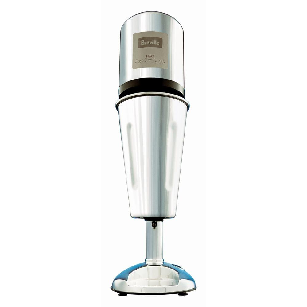 BREVILLE The Shake Creation Milkshake Maker - Stainless Steel (MS400D)