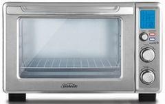 SUNBEAM Quick Start 22L Compact Oven - Stainless Steel (BT7100)