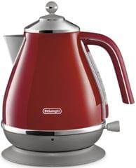 DELONGHI Icona Capitals Kettle - Red (KBOC2001R)
