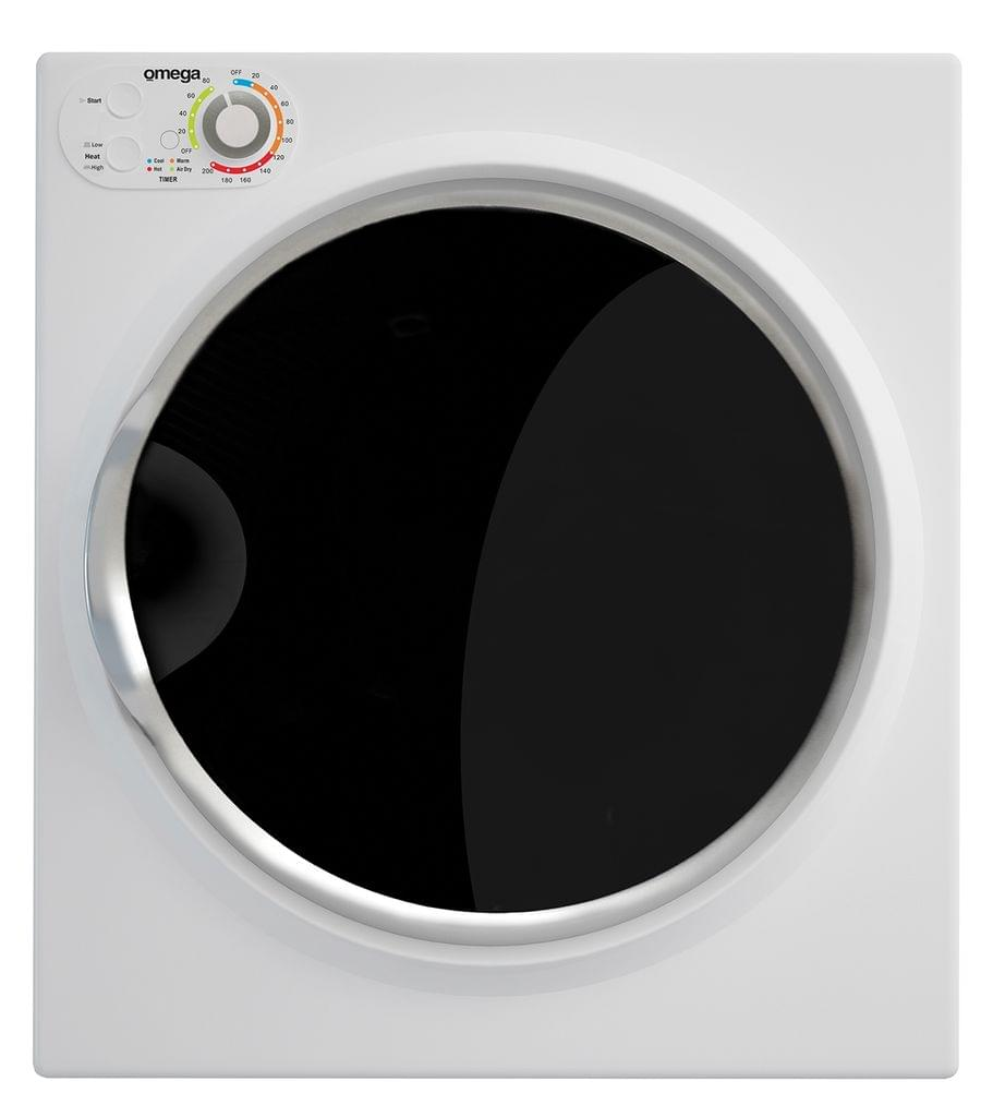 OMEGA 4.5Kg Wall Mounted Veneted Clothes Dryer (OCD45W)