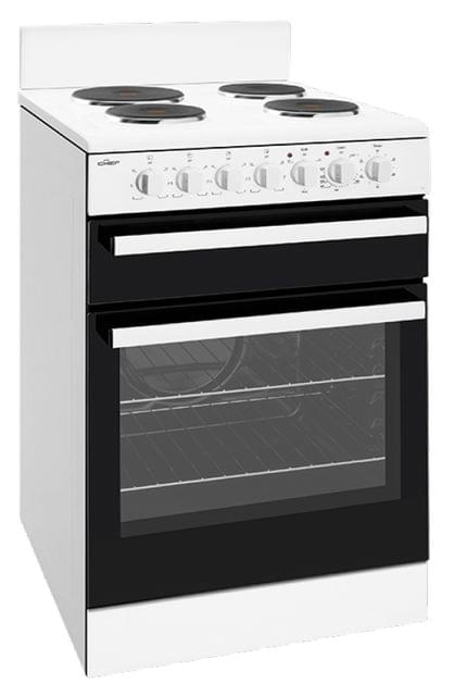CHEF 54cm Electric Oven Upright Seperate Grill