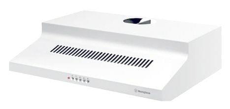 WESTINGHOUSE 60cm 3 Speed Univesal Rangehood - White (WRF610WA)