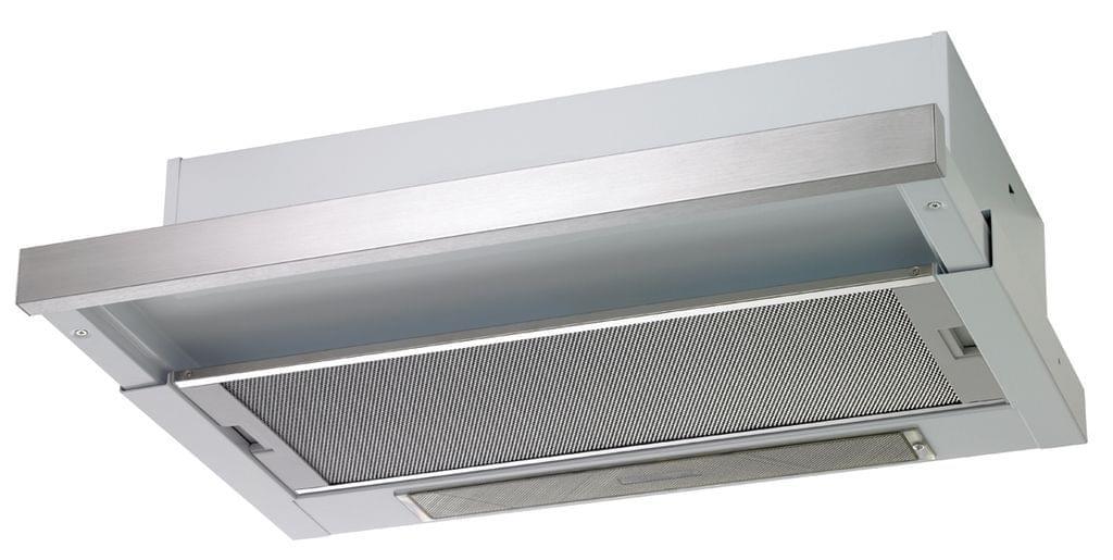 WESTINGHOUSE 60cm 3 Speed Single Fan Slide-Out Rangehood (WRH605IS)