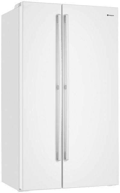 WESTINGHOUSE 690L Side by Side Refrigerator White