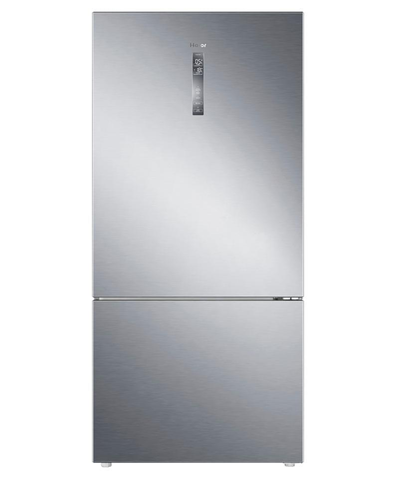 HAIER 517L Bottom Mount Fridge Satina