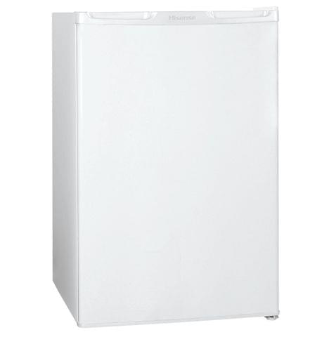 HISENSE 120L Bar Fridge Chiller Box & Crisper Rev. Door Whi (HR6BF121)