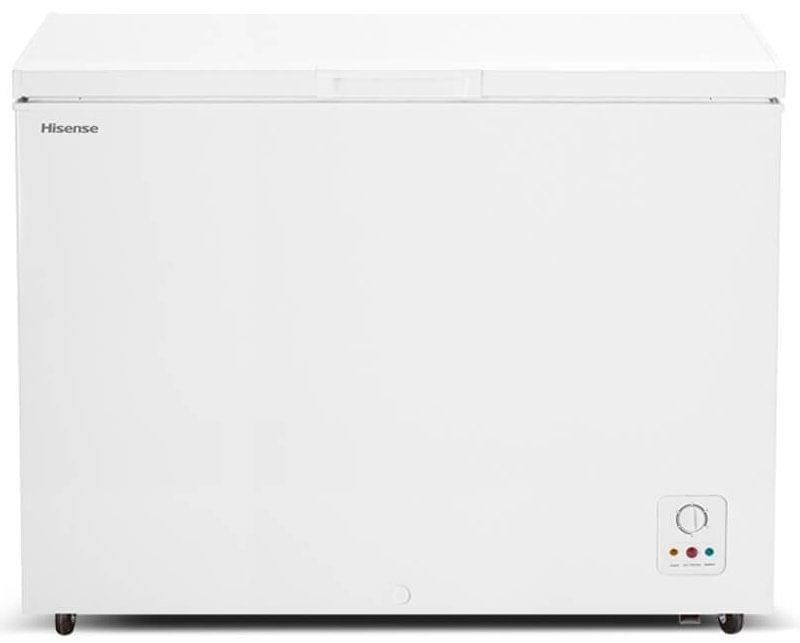 HISENSE 306L Chest Freezer White