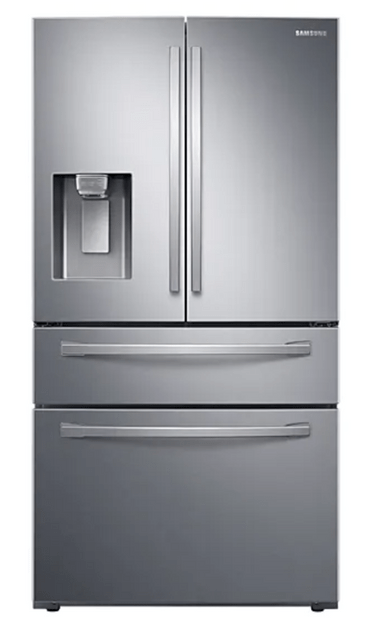 SAMSUNG 680L French Door Fridge Water Dispenser