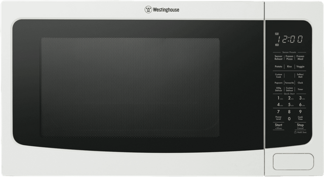 WESTINGHOUSE 900W Freestanding Microwave (WMF4102WA)