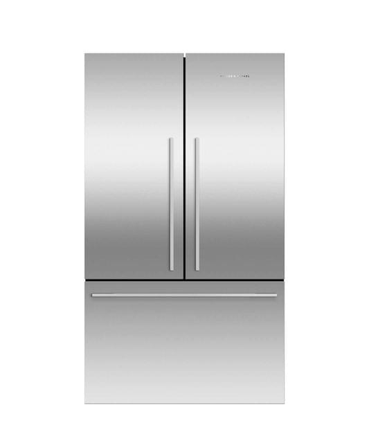 F&P 614L French Door Fridge