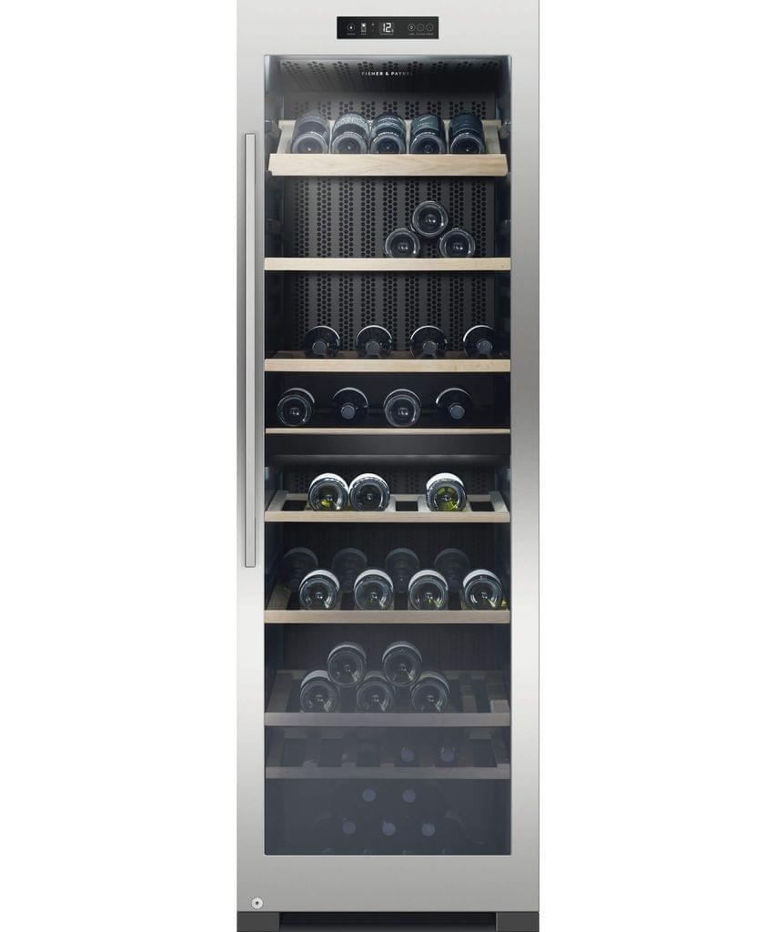 F&P 144 Bottle 356L Wine Fridge Dual Zone